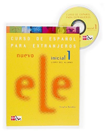 9788467509427: Nuevo ELE Inicial 1. Libro del alumno