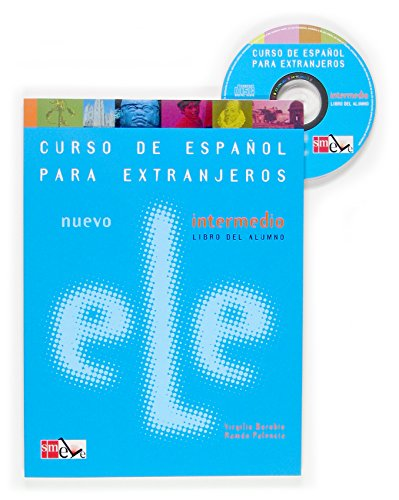 9788467509458: Nuevo Ele Intermedio. Libro del alumno