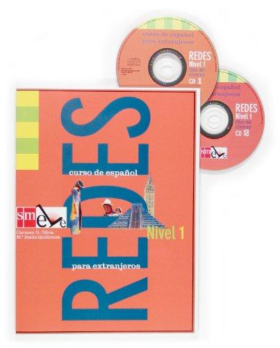 9788467509489: Redes 1. Libro del alumno: Curso de español para extranjeros