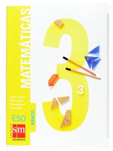 Matematicas abaco 3ºeso: Vizmanos Buelta, José