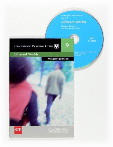 9788467509793: Different Worlds. Cambridge Reading Club 9 - 9788467509793