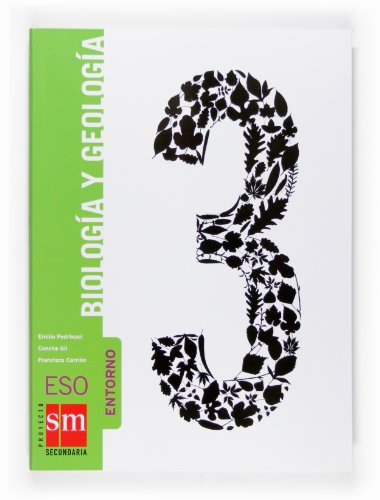 9788467511307: Biología y geología, Entorno. 3 ESO - 9788467511307