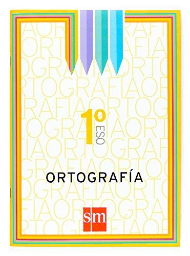 Ortografía. 1º ESO. Cuadernos de lengua: Elena; Alonso, Ana