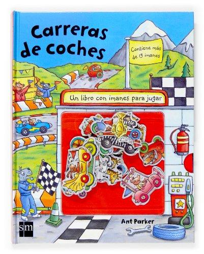 9788467511857: Carreras de coches/ Car Races (Spanish Edition)