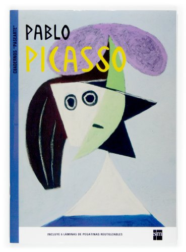 9788467512106: Pablo Picasso (Pasearte)