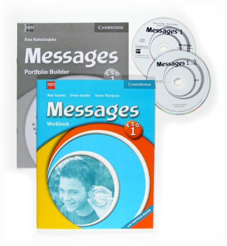 9788467512427: 1ESO INGLES (WB) MESSAGES (INGLES) (SM)