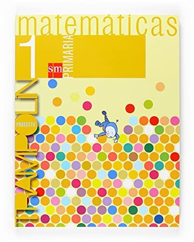 9788467512625: Proyecto Trampolín, matemáticas, 1 Educación Primaria