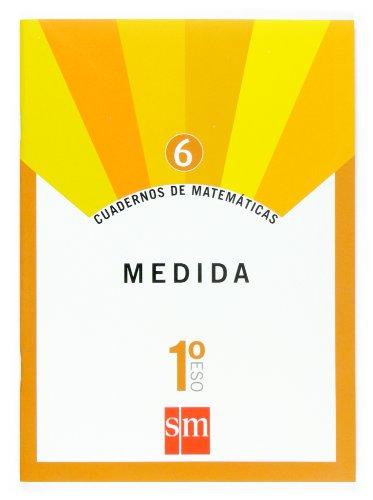9788467515121: Cuadernos de matemáticas 6. 1 ESO. Medida - 9788467515121