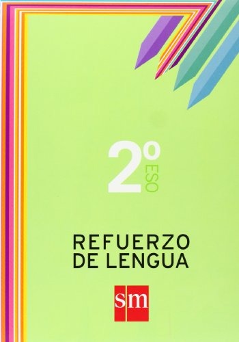 9788467515817: Refuerzo de lengua. 2º ESO. Cuadernos de lengua