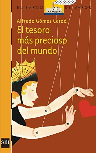 El Tesoro Mas Precioso Del Mundo (Paperback) - Alfredo Gomez Cerda