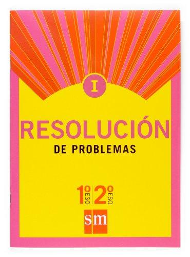 9788467516678: Resolución de problemas I. 1º y 2º ESO. Cuadernos para la ESO