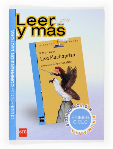 9788467517361: Lisa Muchaprisa. Cuaderno de comprensión lectora [Primer Ciclo] - 9788467517361
