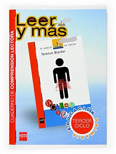9788467517453: De chico a chica. Cuaderno de comprensión lectora [Tercer Ciclo] - 9788467517453