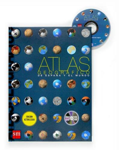 9788467517644: Atlas Geográfico de España y del Mundo