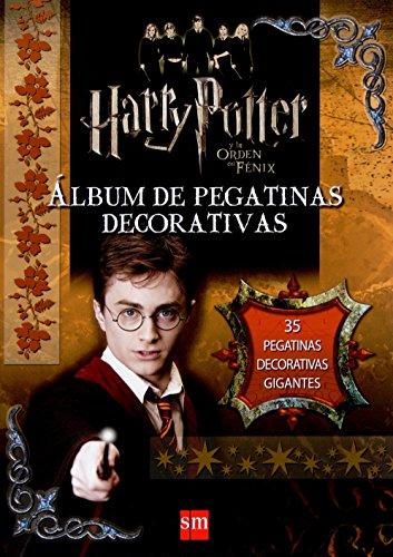 9788467518016: Harry Potter. Libro de pegatinas decorativas