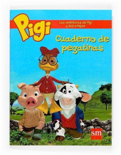 9788467519051: Cuaderno de pegatinas 2 (Pigi y sus amigos)