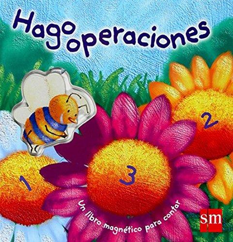 9788467519167: Hago operaciones (Mis libros magneticos)