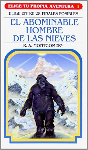 9788467519327: El abominable hombre de las nieves