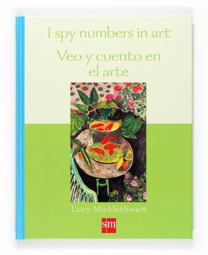 9788467519594: Veo y cuento en el arte (Pasearte)