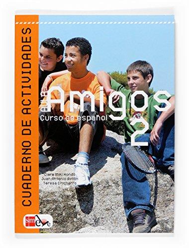 9788467520972: Aula Amigos Internacional: Cuaderno De Actividades 2 (Spanish Edition)