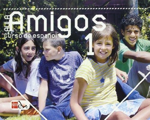 9788467521276: Aula Amigos Internacional: Recursos Didacticos 1 (Spanish Edition)