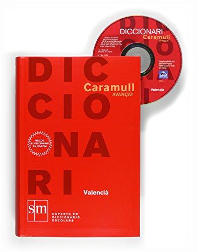 9788467522068: Diccionario Caramull Avançat. Valenciano