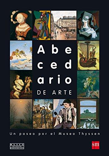 9788467522327: Abecedario de arte/ Art Abecedary (Spanish Edition)