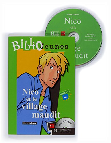 9788467524512: Nico et le village maudit. Bibliojeunes. Niveau A2