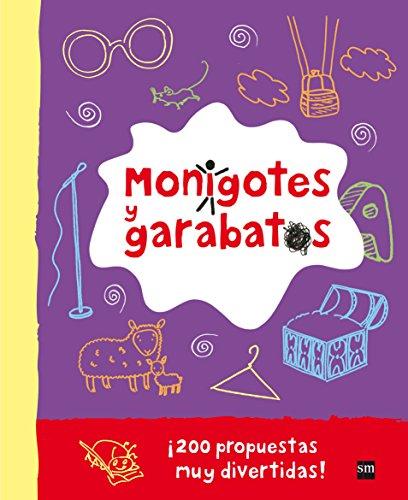 Monigotes y garabatos (Paperback): Robin Wright