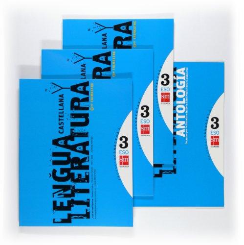 9788467524987: Lengua castellana y literatura. 3 ESO. Conecta 2.0. Trimestres