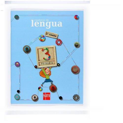9788467526004: Cuaderno de Lengua. 3 Primaria, 2 Trimestre