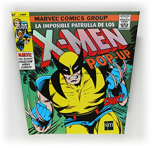 9788467526691: La Imposible Patrulla de los X-men (Pop-up)