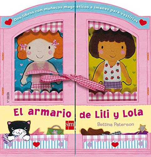 9788467527605: El armario de Lili y Lola (Mis libros magneticos)