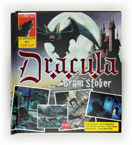 9788467527667: Dracula (novela grafica pop-up)