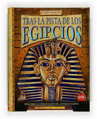 9788467527698: Tras la pista de los egipcios (Cajón secreto)