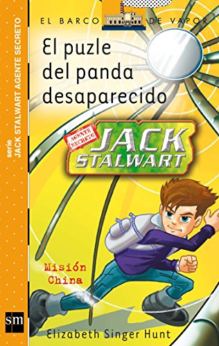 9788467527810: El puzle del panda desaparecido/ The Puzzle of the Missing Panda: Mision China/ China (El Barco De Vapor: Jack Stalwart Agente Secreto/ the Steamboat: Secret Agent Jack Stalwart) (Spanish Edition)