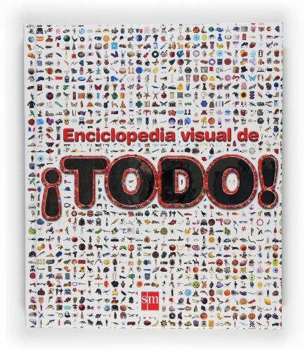 9788467530483: Enciclopedia visual de TODO (Enciclopedias)