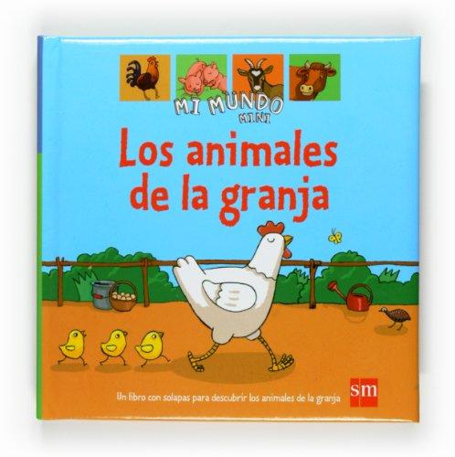 9788467530605: Los animales de la granja (Mi Mundo Mini)