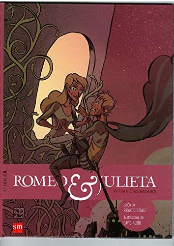 9788467530636: Romeo y Julieta (Clasicos en cómic)
