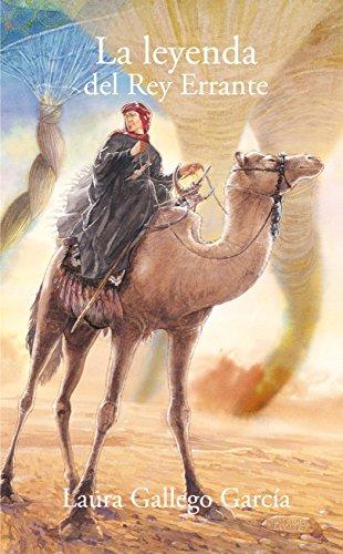 9788467530728: La leyenda del Rey Errante
