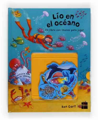 9788467530766: Lio en el oceano/ Mess in the Oceans (Spanish Edition)