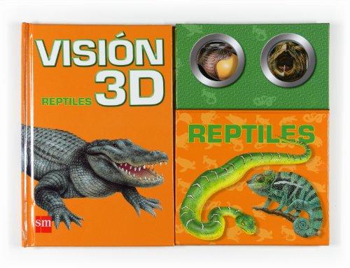9788467531107: Reptiles (Vision 3D)