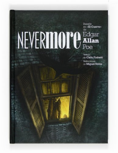 9788467531541: Nevermore (Novelas gráficas)