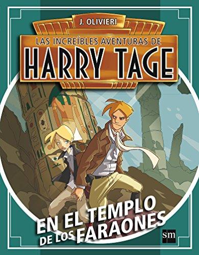 9788467531831: Harry Tage: En el templo de los faraones