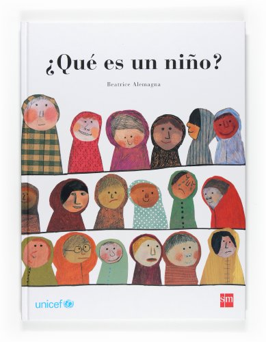Que es un nino?/ What is a Child? (Spanish Edition): Alemagna, Beatrice