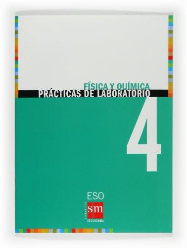 9788467534115: Física y química. 4 ESO. Prácticas de laboratorio - 9788467534115