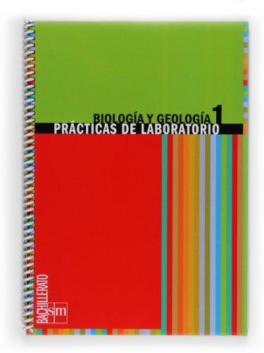 9788467534122: Biología y geología. 1 Bachillerato. Prácticas de laboratorio