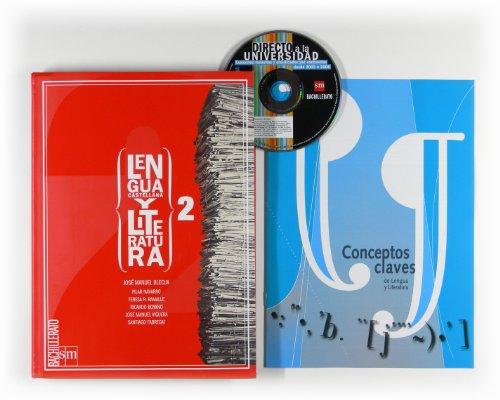 9788467534757: Lengua castellana y literatura. 2 Bachillerato: Andalucía, Aragón, Asturias, Baleares, Canarias, Cantabria, Extremadura, La Rioja, Ceuta, Melilla, Navarra y P. Vasco - 9788467534757