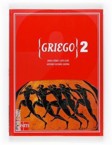 9788467534771: Griego. 2 Bachillerato - 9788467534771