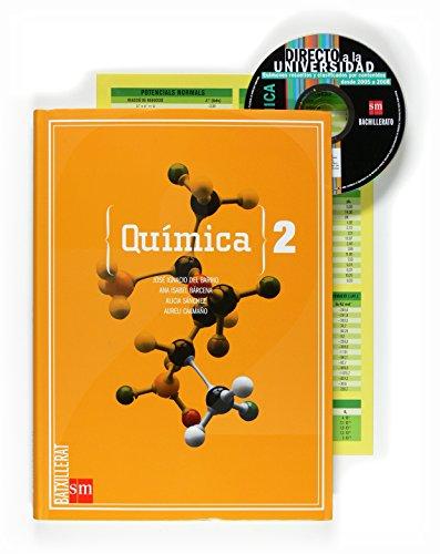 9788467534870: Qu�mica [Valenciano]. 2 Batxillerat
